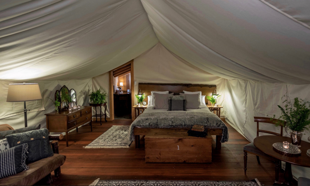 Luxury Tents In Vancouver