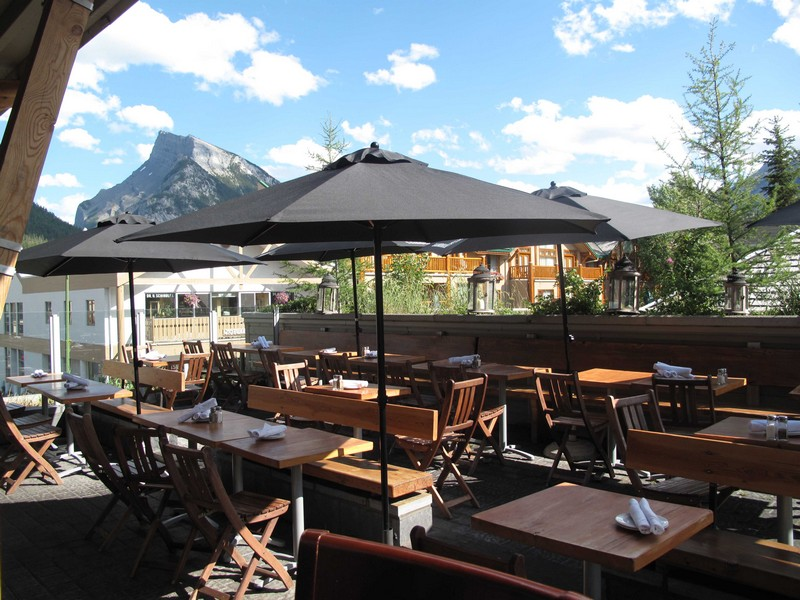 terrace dining room banff | 48 Hours Guided By Locals: Banff - womn