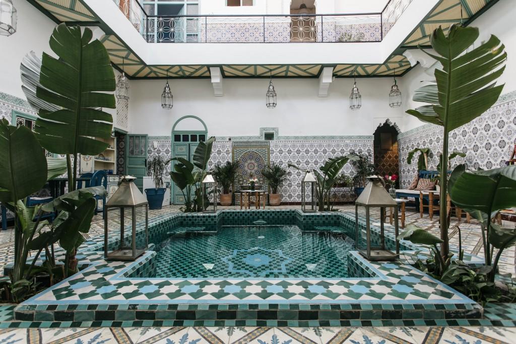 Hypnotic Morrocan Hotel